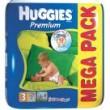 Miliony maleńkich otworków w strukturze nowych pieluszek Huggies? zapewniają dopływ świeżego powietrza, chroniąc skórę dziecka przed podrażnieniami