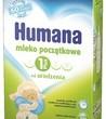 Nowa jakość mleka początkowego i hipoalergicznego Humana