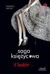 Okładka ebooka Marissa Meyer Saga Księżycowa. Cinder.jpg