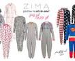 Mikołajkowy flash mob w piżamach New Look