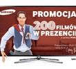 200 filmów w prezencie ? akcja promocyjna Samsung i iplex.pl