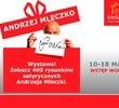 Wystawa prac Andrzeja Mleczki w Parku Handlowym Bielany