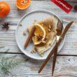 Świąteczne śniadanie na słodko, czyli piernikowe naleśniki