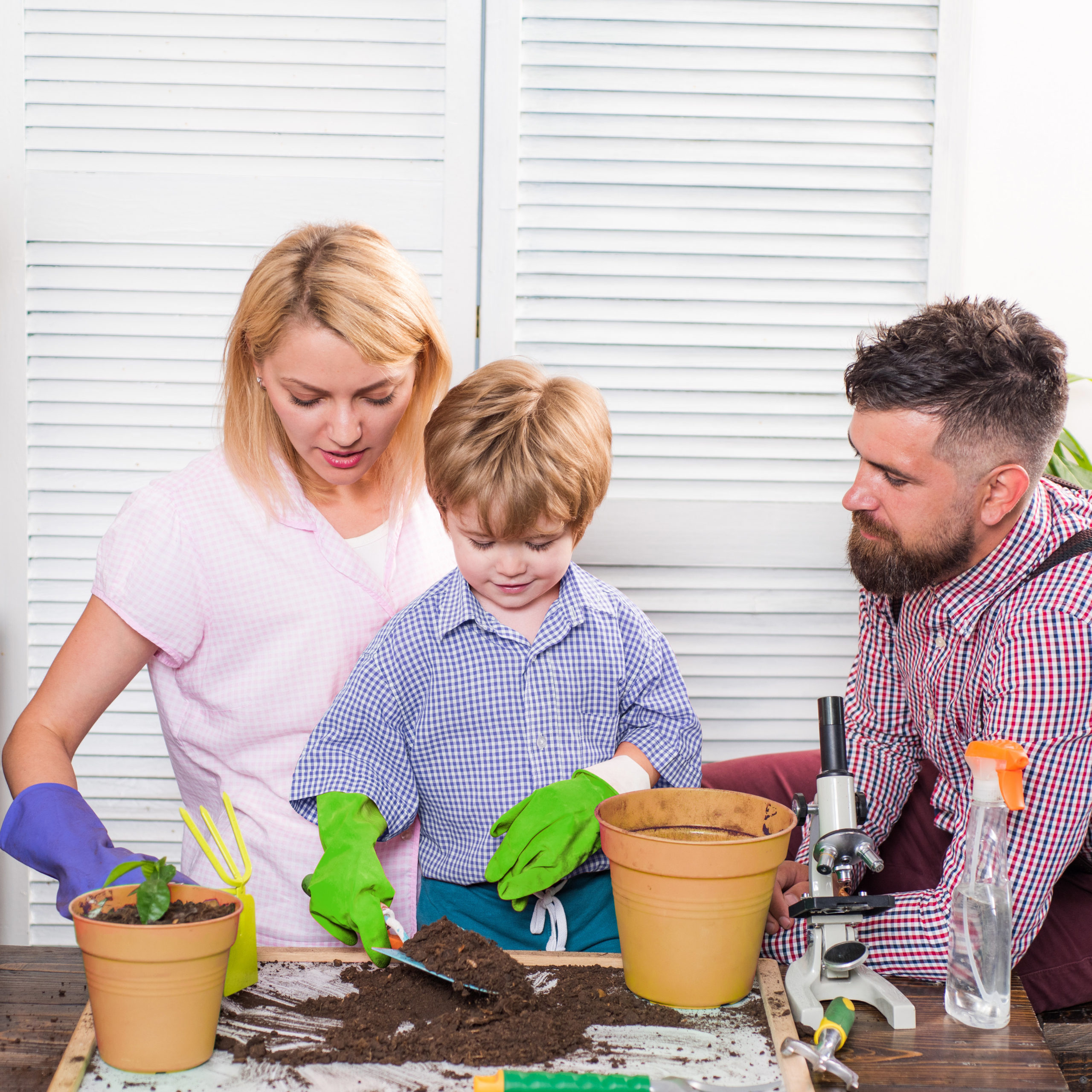 5 domowych eko-zabaw dla dzieci